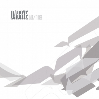Dabrye - one/Three - 2018 repress - great EP with serious headnodd technoid hiphop biz. Comes with tracks like 'So scientific', 'Hyped-up plus trax' and three more!