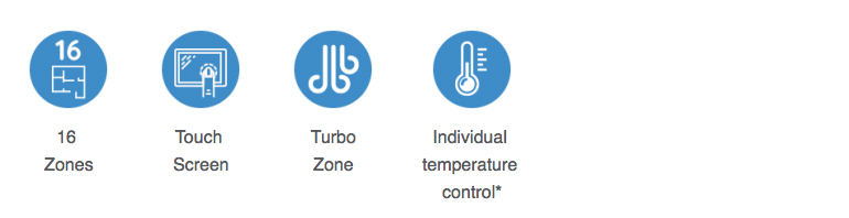 Take air conditioning zoning to the next level with a smart air controller that lets you manage temperatures and airflow around your home, and save energy.