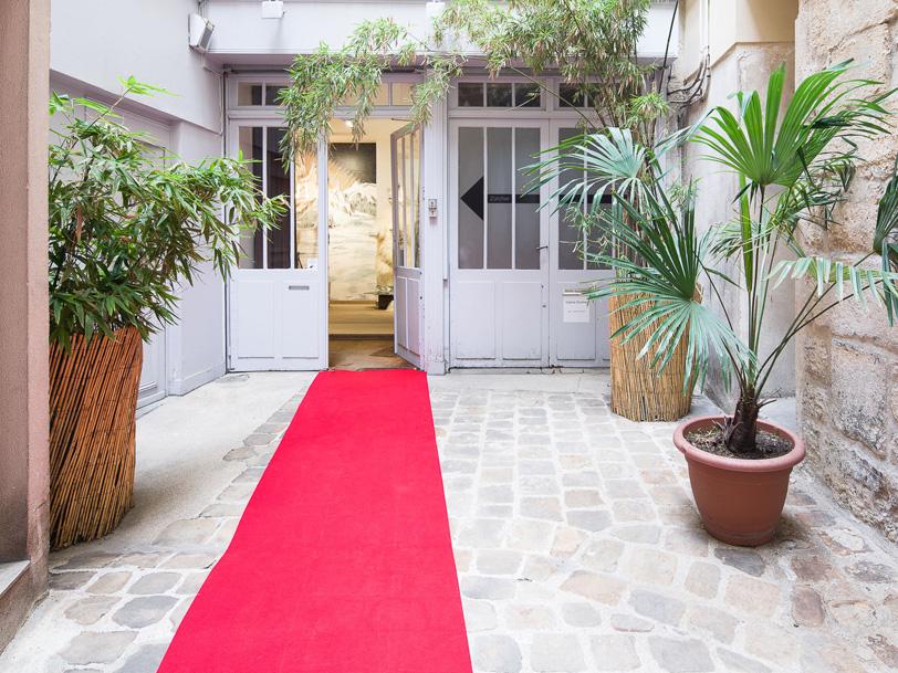 Adresse : Manufacture Gallery - 56 rue chapon 75003 PARIS - ouvert sur RDV  paris@maisonimagesdepinal.com