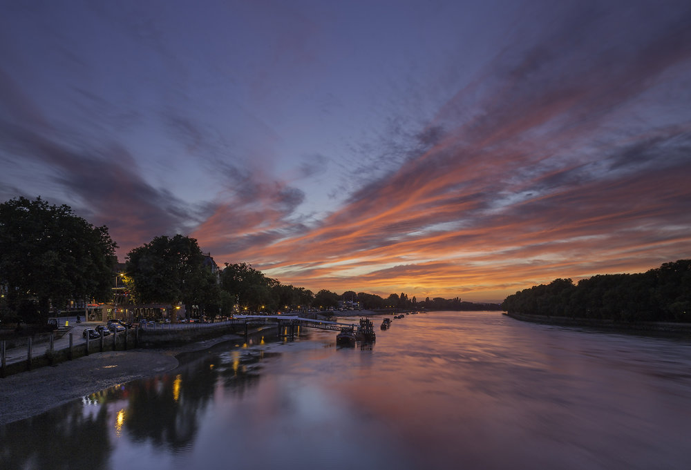 Putney on Fire - where I live - Andrew Wilson.jpg