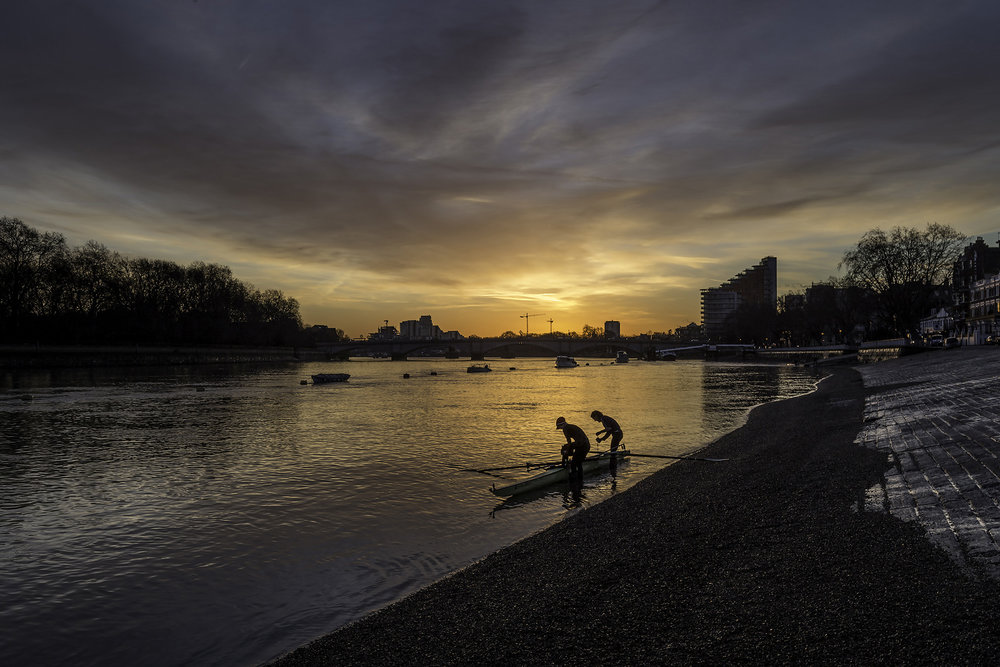 Rowing is an early activity in Putney WR.jpg