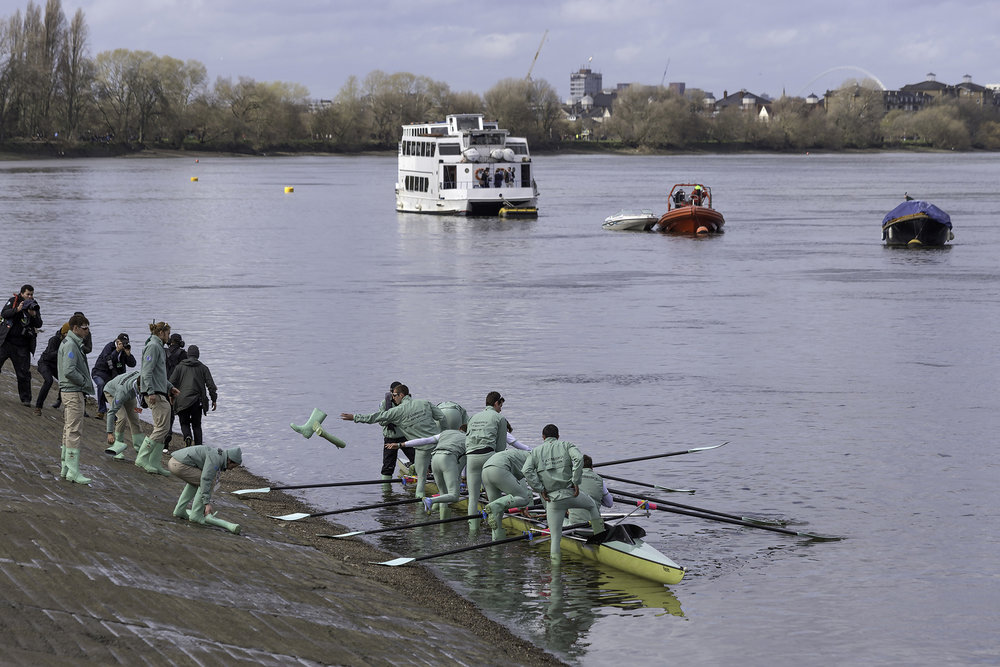 The Boat Race & the Cambridge Team take to the water WR.jpg