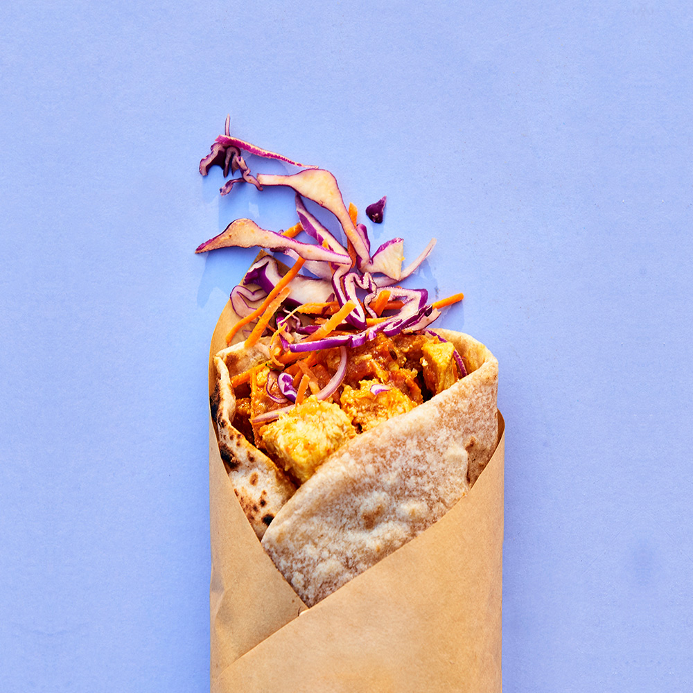 Spicy Chick Wrap