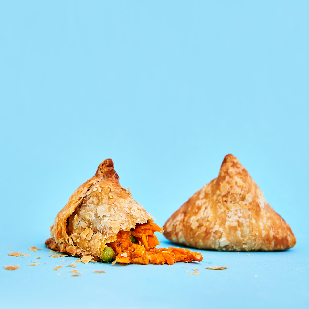 Sweet Potato Samosa