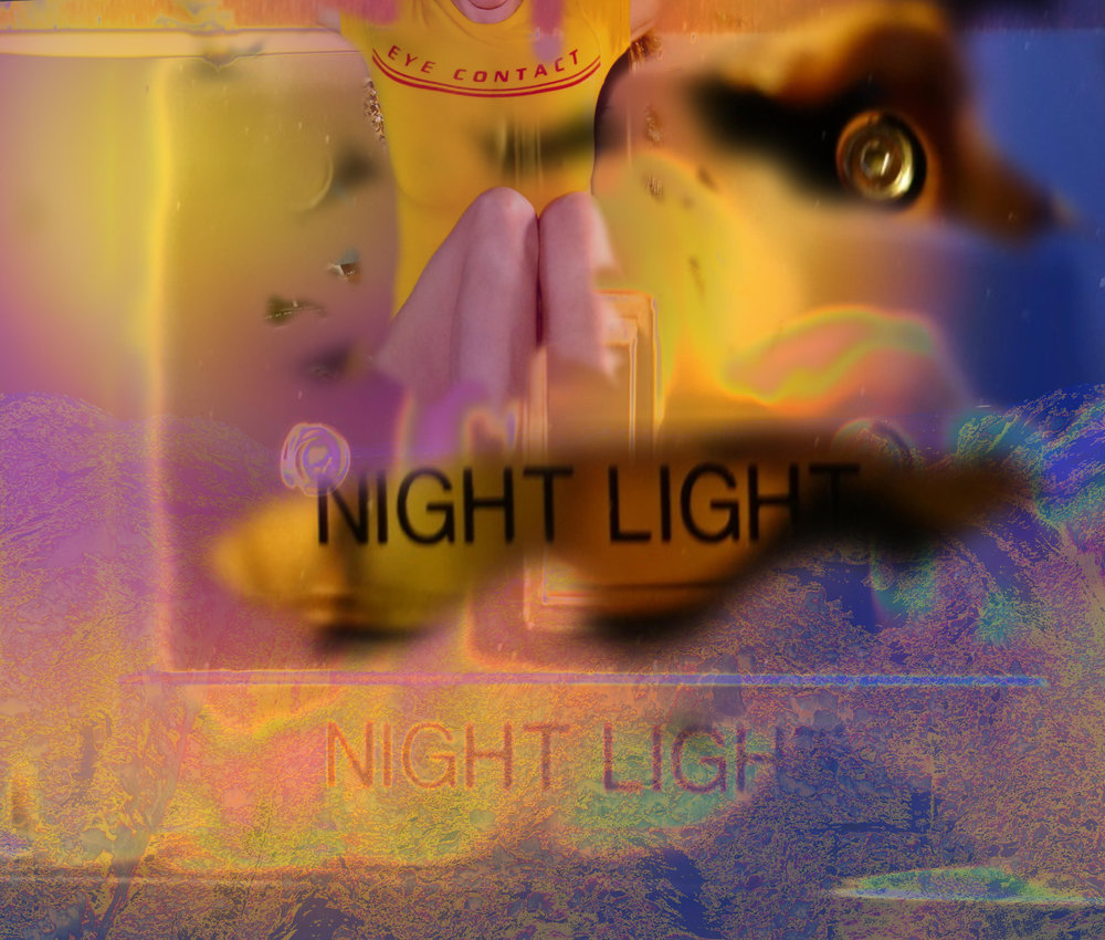 Merle Luhaäär, Nightlight, Digital art, 2017 STV dateagleart