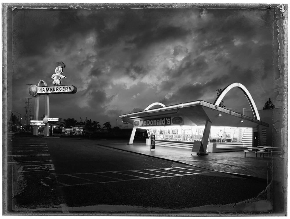 Christopher Thomas, McDonalds I, Downey, 2017 -