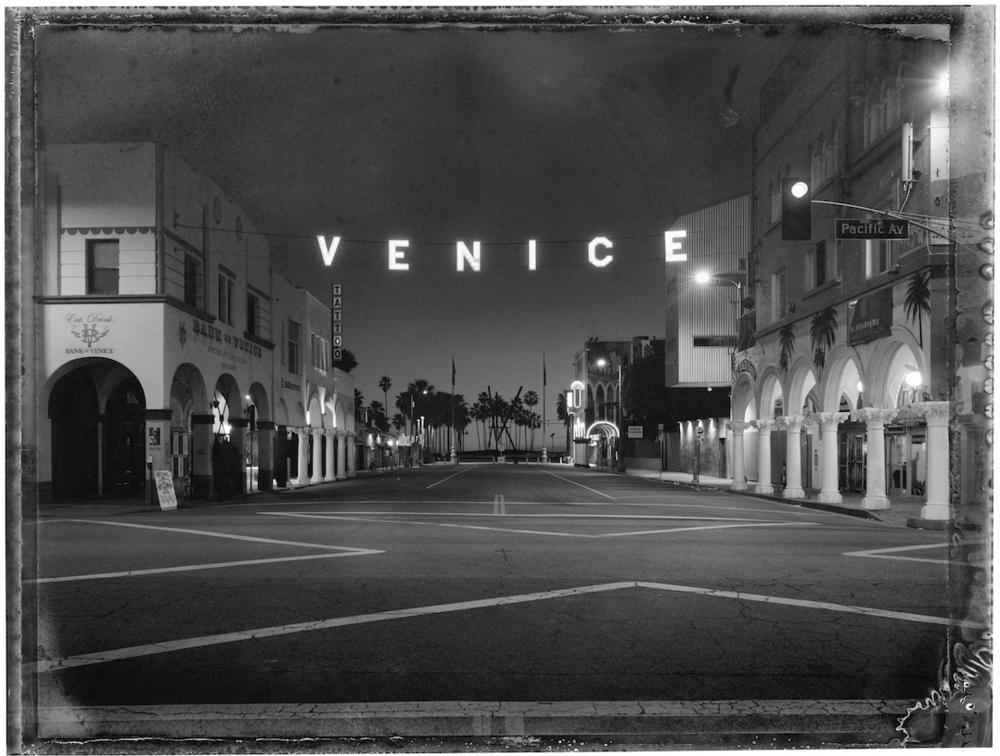 Christopher Thomas, Venice Sign, Venice, 2017 -