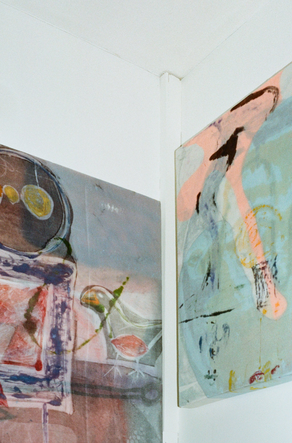 alice irwin, studio visit by dateagleart. photography by carla benzing