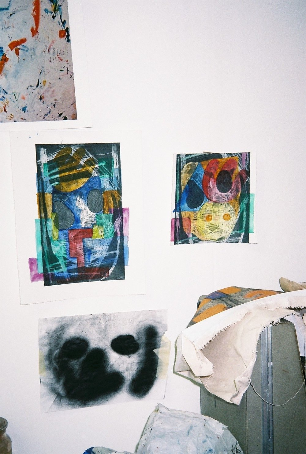 alice irwin, studio visit by dateagleart. photography by delilah olson