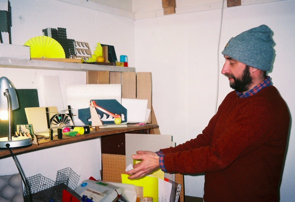 neill fuller, studio visit by dateagleart. photography by delilah olson, copyright dateagleart