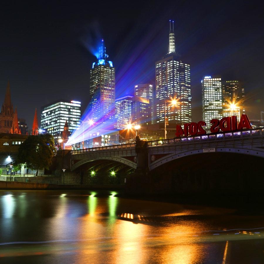Melbourne AIDS 2014