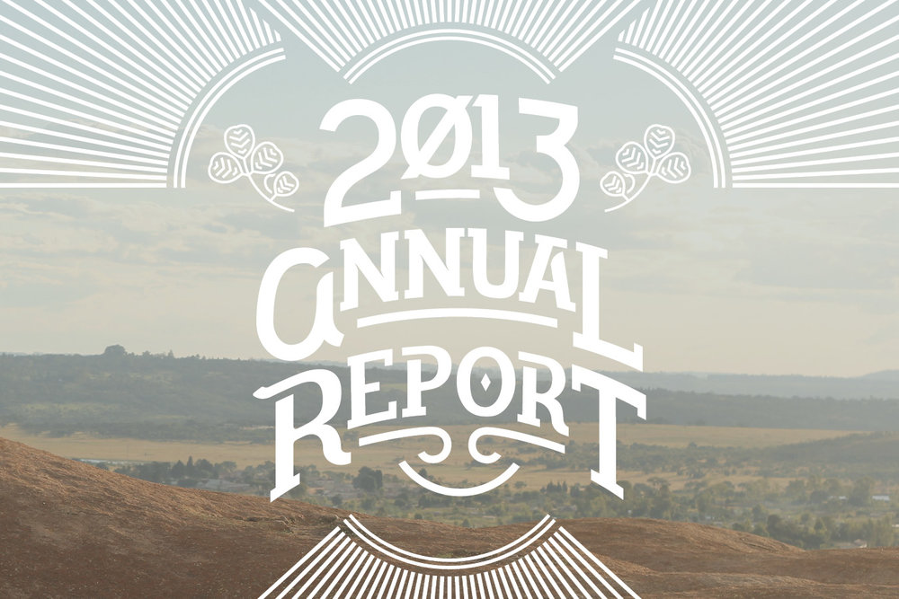 2013 Annual Report  2 Seconds Or Less
