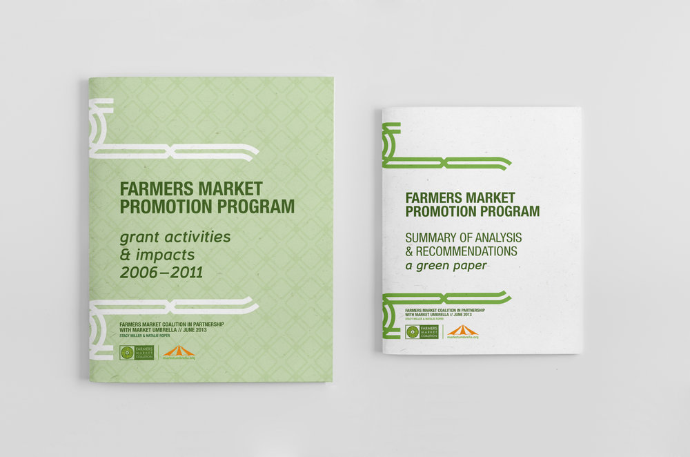 Activities Report & Green Paper Farmers Market Coalition