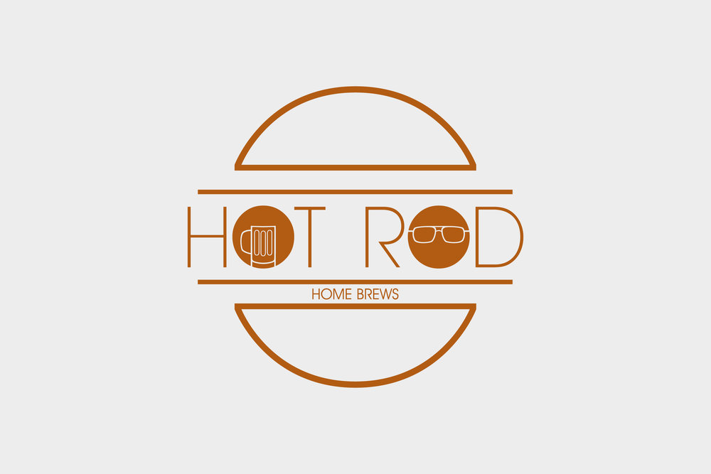Hod Rod Branding Hot Rod