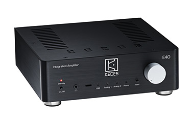 E40 - Integrated Amplifier