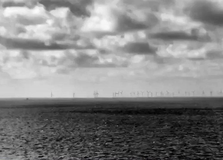 Power on the horizon.. (from the train to Göteborg..) #øresund #jsbach #travel