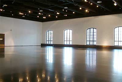 II Floor, Large Exhibition Hall