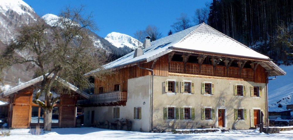 La Ferme du Lac Vert Boutique Hotel Luxury in Morzine