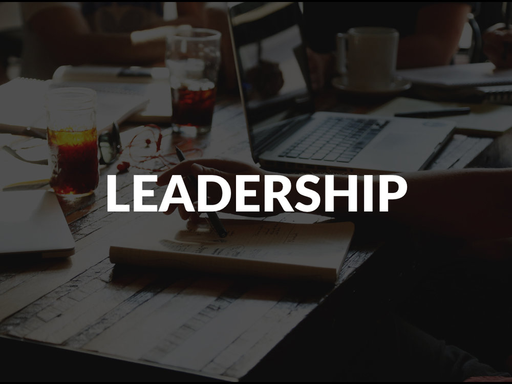 The Leadership of an LC is usually make or break. Having good management & representation is nothing without having strong leadership practices. At the end of the day leadership is about taking responsibility for the future of our LC's.