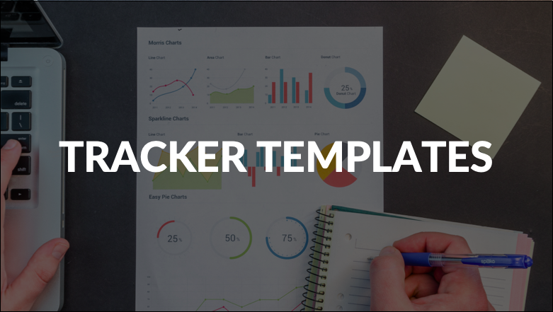 SAMPLE TRACKERS FOR YOUR TEAM AND STANDARDS
