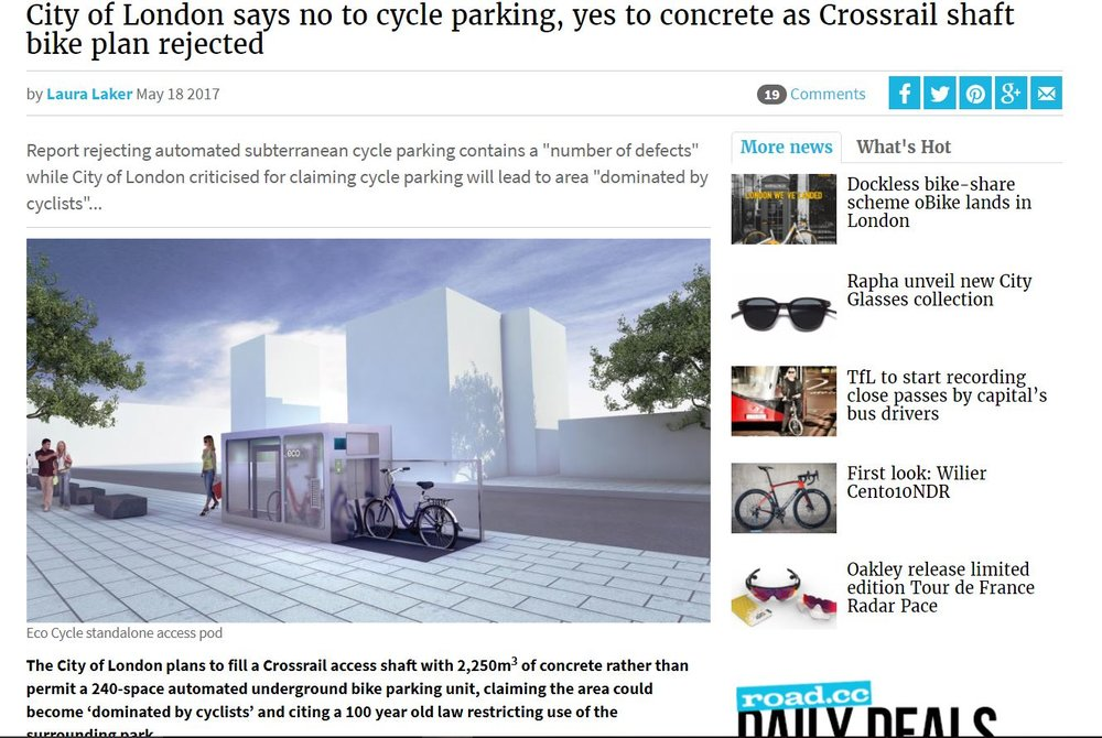 Capture City of London bike parking concrete.JPG