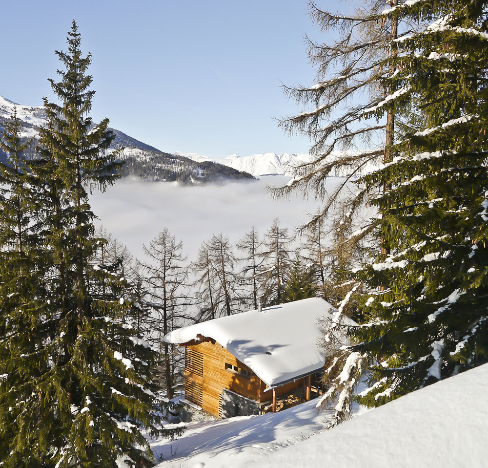 SKI, STAY, GRAZE & SLEEP IN LUXURY -