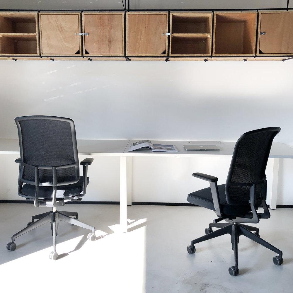 - Muito espaço para criar e inovar