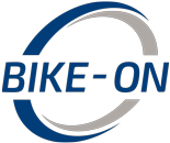 Bike on logo