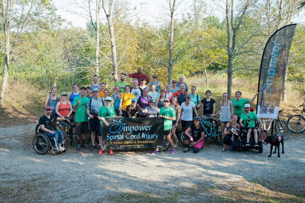 The Knobby Tire 2017 Group!