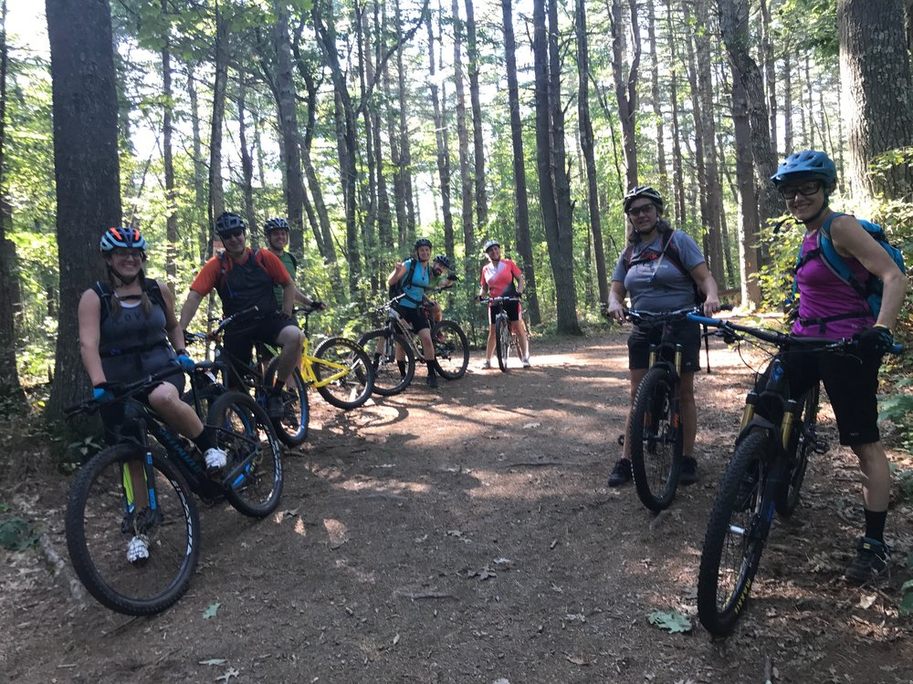 Group Ride Knobby Tire 2017