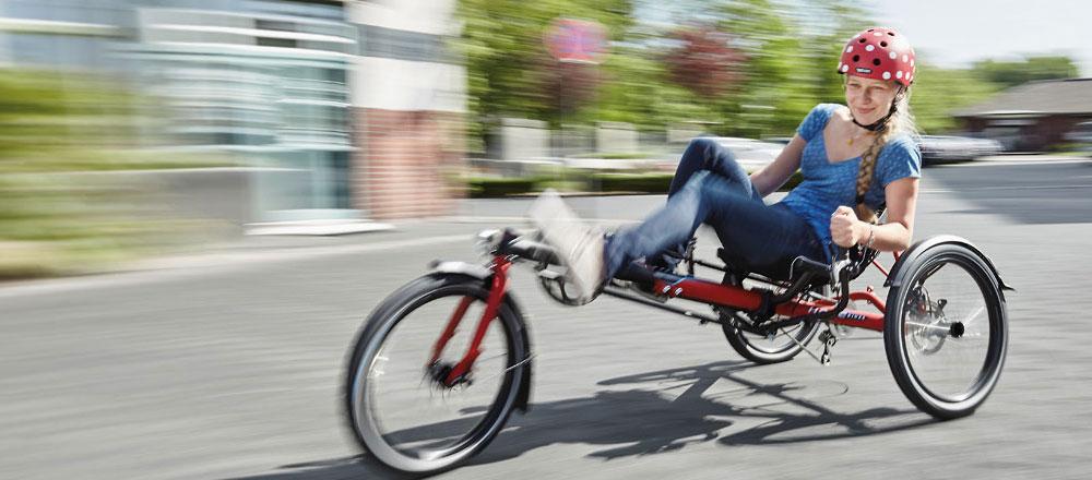 HASEbikes Recumbant Cycle