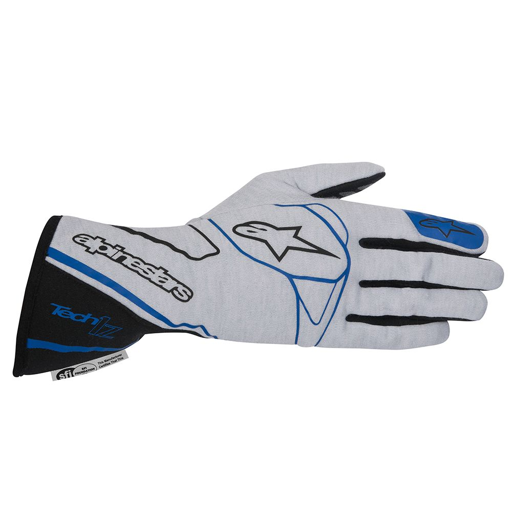 TECH-1 Z GLOVES-SILVER BLACK BLUE.jpg