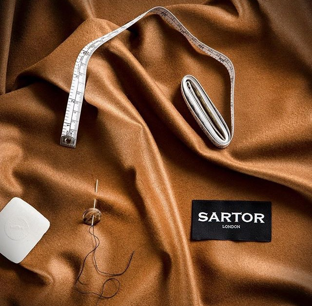 Sartor London woollens are the finest in the world