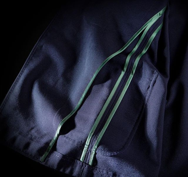 "Sartor London has also developed method of tailoring called ""Soft Sew""."