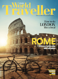 Sartor London in the latest edition of world Traveller
