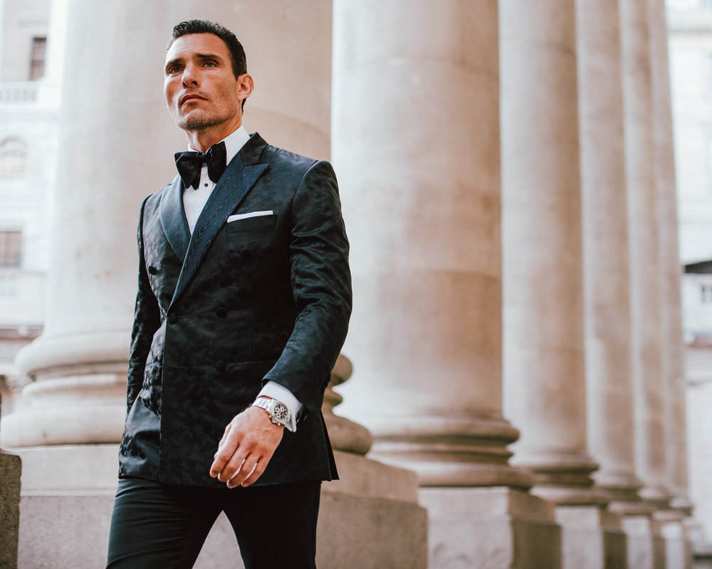 Sartor London is according to Debonair Magazine the 007 of mens bespoke tailoring