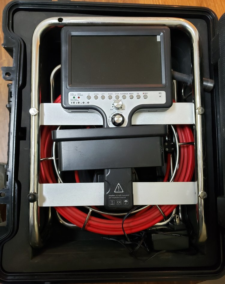 RotoVision Ductwork Video Inspection System