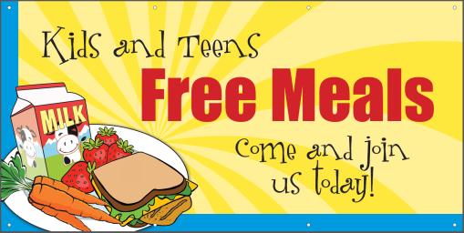 Free Summer Meals at RYSE