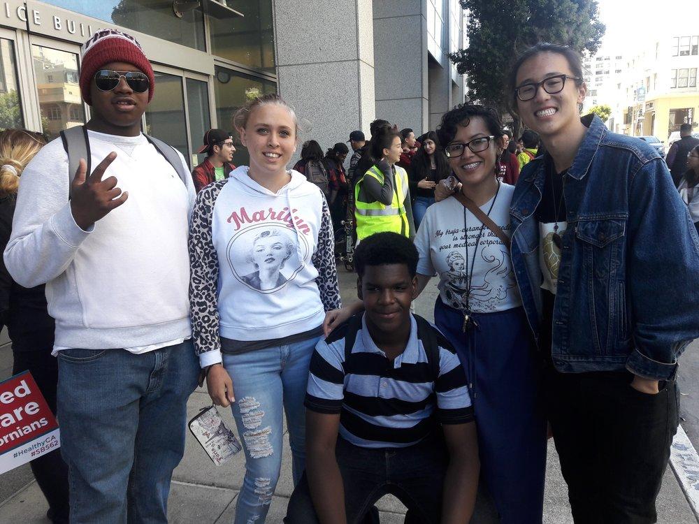 RYOT Members Take Action