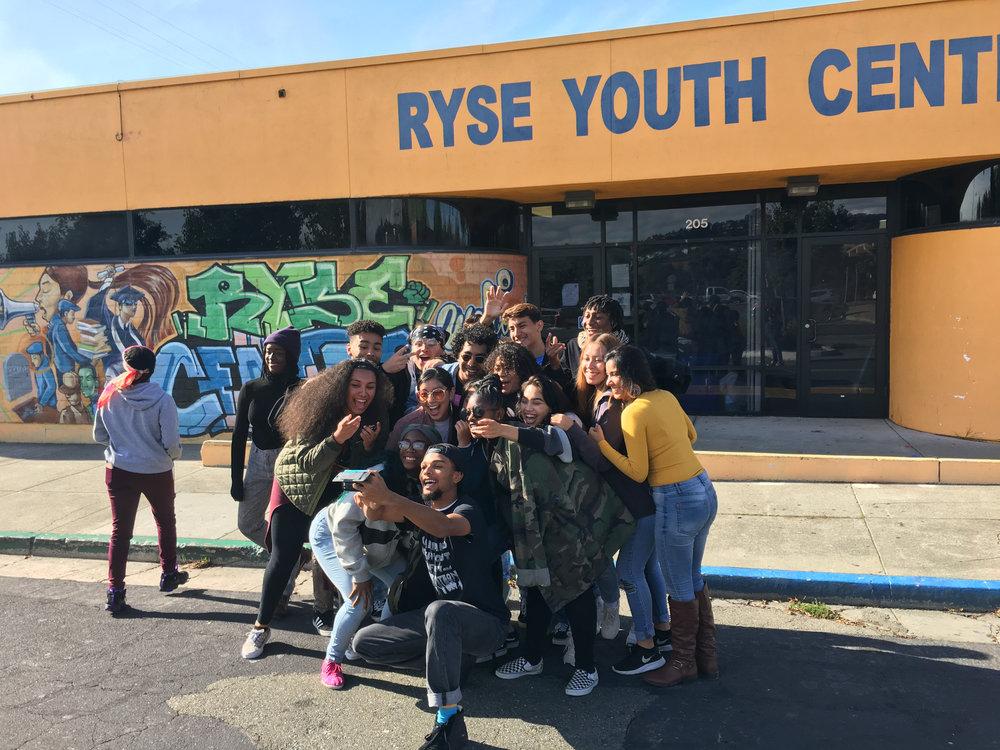 South LA's Community Coalition Visit
