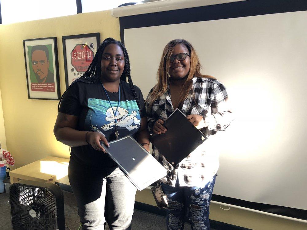 Congratulations Graduated AMP interns!