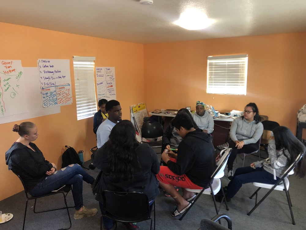 Queer and Trans Resistance Workshop