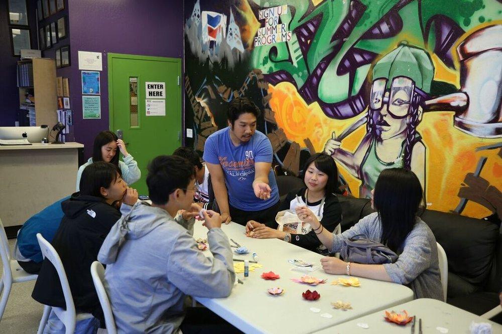 Tomodachi Youth Leadership Program