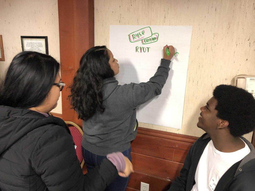 YO! Cali Steering Committee Retreat in Fresno