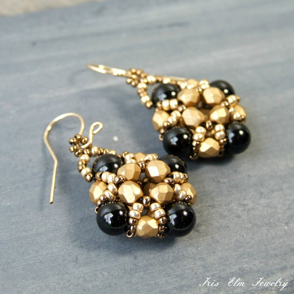 lady jewelry buy crown jewellery earrings lisa shop online london bead needlework item luxury beaded