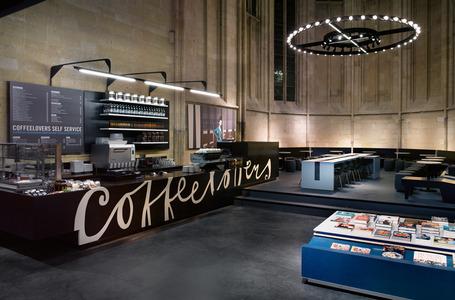 Selexyz, Maastricht by Merx + Girod