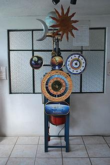 Universal Clock Clock Museum Zacatlan Puebla, Mexico.JPG