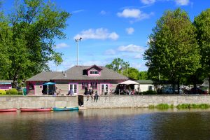 The Boat House for Tea