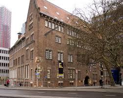 Willem de Kooning Academy (art academy in Rotterdam, the Netherlands). Photography: Terri Mayfield Lipp