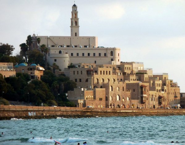 The Old Port of Jaffa